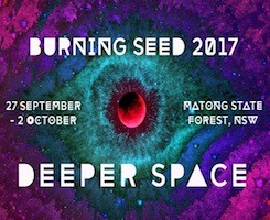 Burning Seed 2017 (Matong)